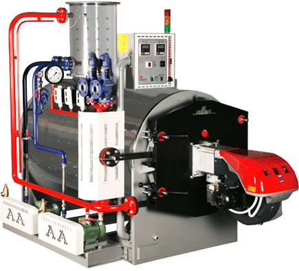 Horizontal Steam Generator